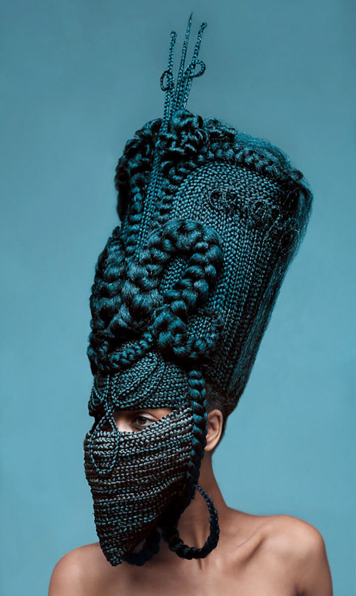 Delphine Diallo, Hybrid 1, 2011. © Delphine Diallo. Courtesy of FISHEYE Gallery.