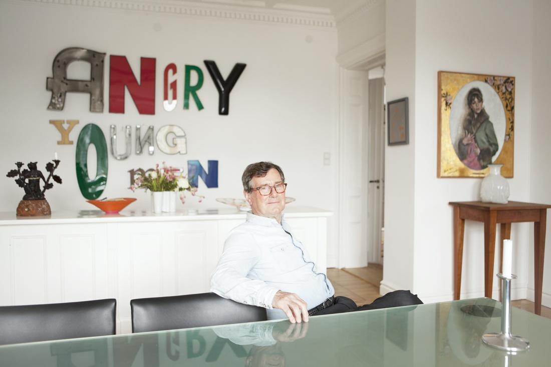 Photo by Erika Svensson for Artsy.