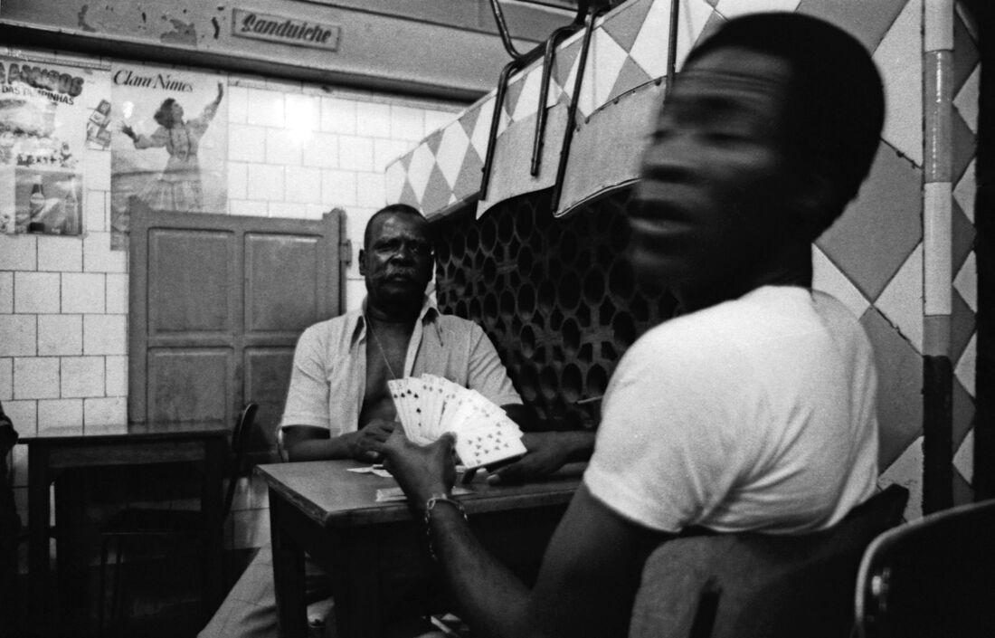 Luis Alphonsus, Bares Cariocas - 15, 1980; Courtesy of the artist and Galeria Trópica.