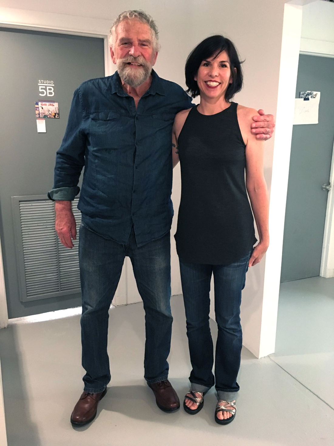 Robert and Kristen Thiele, courtesy of Bridge Red Studios.