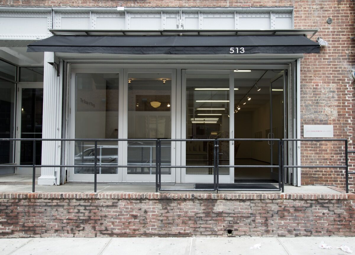 Exterior of Jack Shainman Gallery's Chelsea location. Photo courtesy of Jack Shainman Gallery.