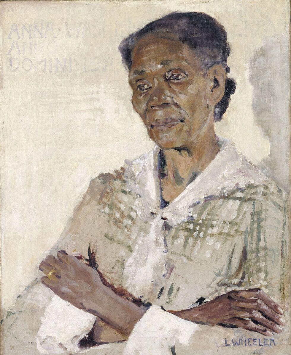 Laura Wheeler Waring, Anna Washington Derry, 1927. Image courtesy of the Smithsonian American Art Museum, Washington, D.C.