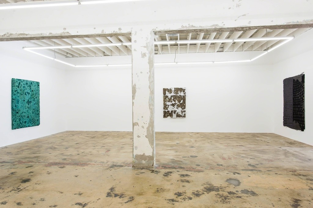 """Installation view of """"A Modulor Broth"""" at Gallery Diet, Miami, 2015. Courtesy Gallery Diet and the artist."""