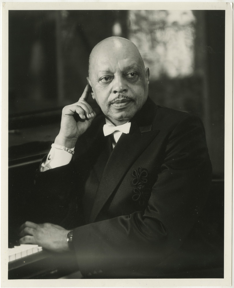 Editta Sherman, Donald Shirley, undated. Courtesy of the New York Historical Society Museum & Library.