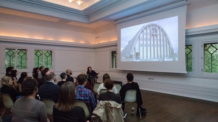 2016 Curatorial Forum Symposium at the Graham Foundation.