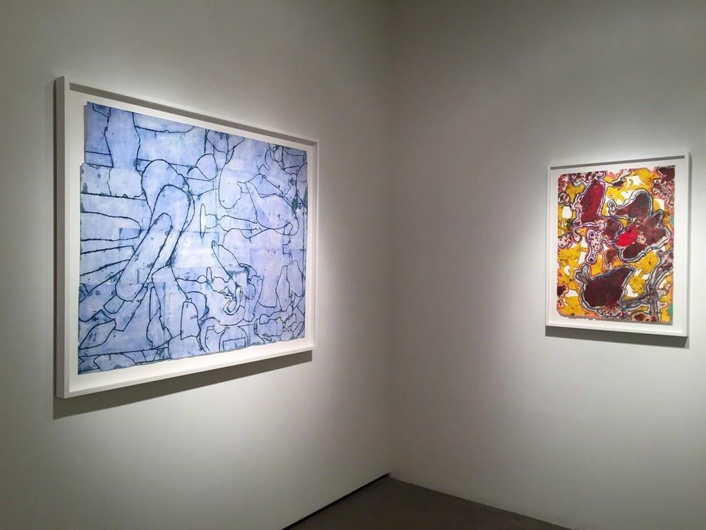 "Installation view of ""Bo Joseph: Hiding in Plain Sight,"" courtesy of Sears-Peyton Gallery"