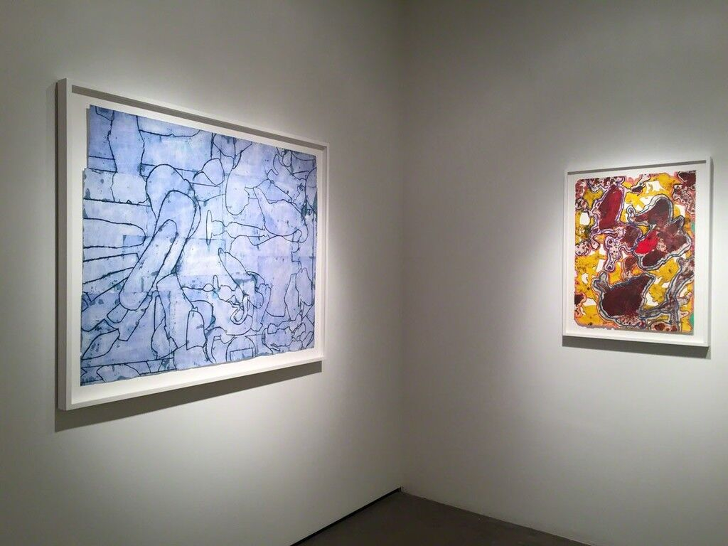 "Installation view of ""Bo Joseph: Hiding in Plain Sight,"" courtesy of Sears-Peyton Gallery"