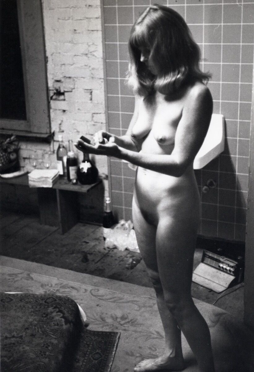 Barbara Smith, Feed Me, 1973. Courtesy of Andrew Kreps Gallery.