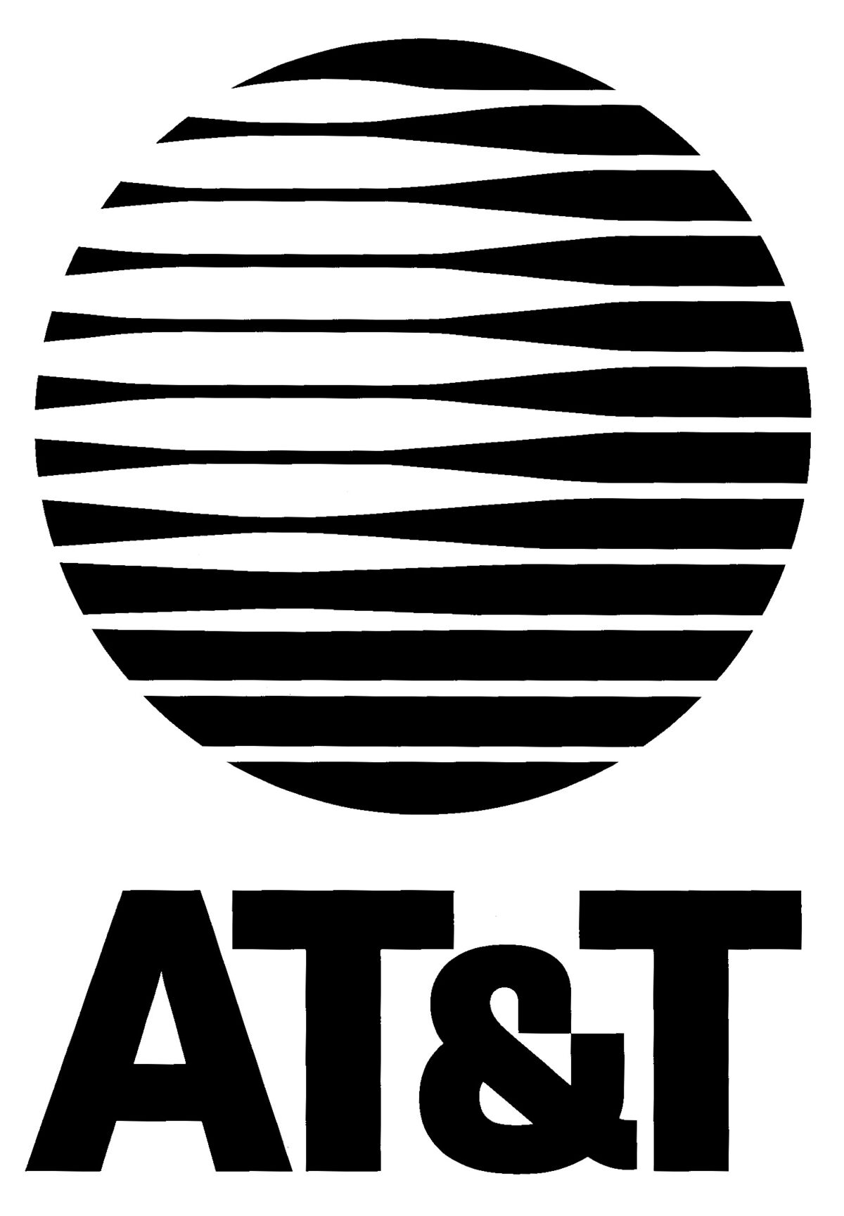 Saul Bass, AT&T logo. From Saul Bass: A Life in Film & Design. Courtesy of Laurence King Publishing.