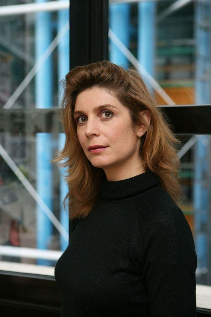 Portrait of Christine Macel courtesy of Jean-Claude Planchet, Centre Pompidou.
