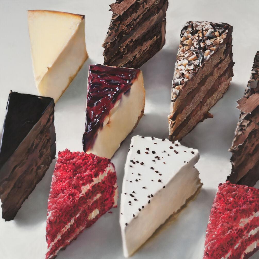 Cake Slices. 2011