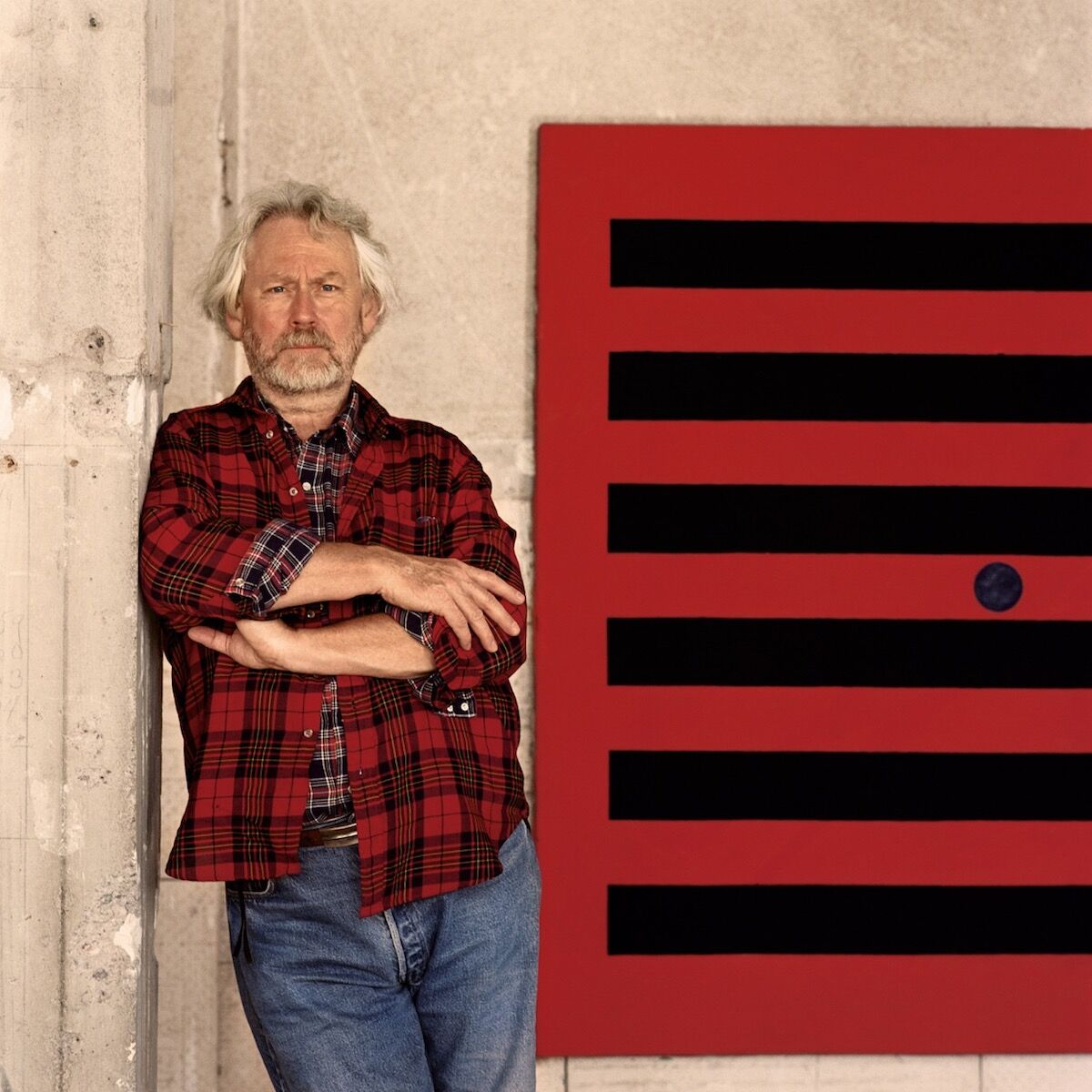 Donald Judd. Art © Judd Foundation/DACS. Photo by Laura Wilson, courtesy Galerie Thaddaeus Ropac, London, Paris, Salzburg