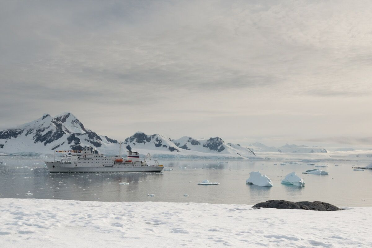 Photo courtesy of Antarctic Biennale.