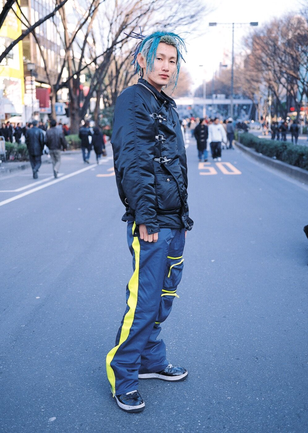 Photo by Shoichi Aoki. Courtesy of Shoichi Aoki.