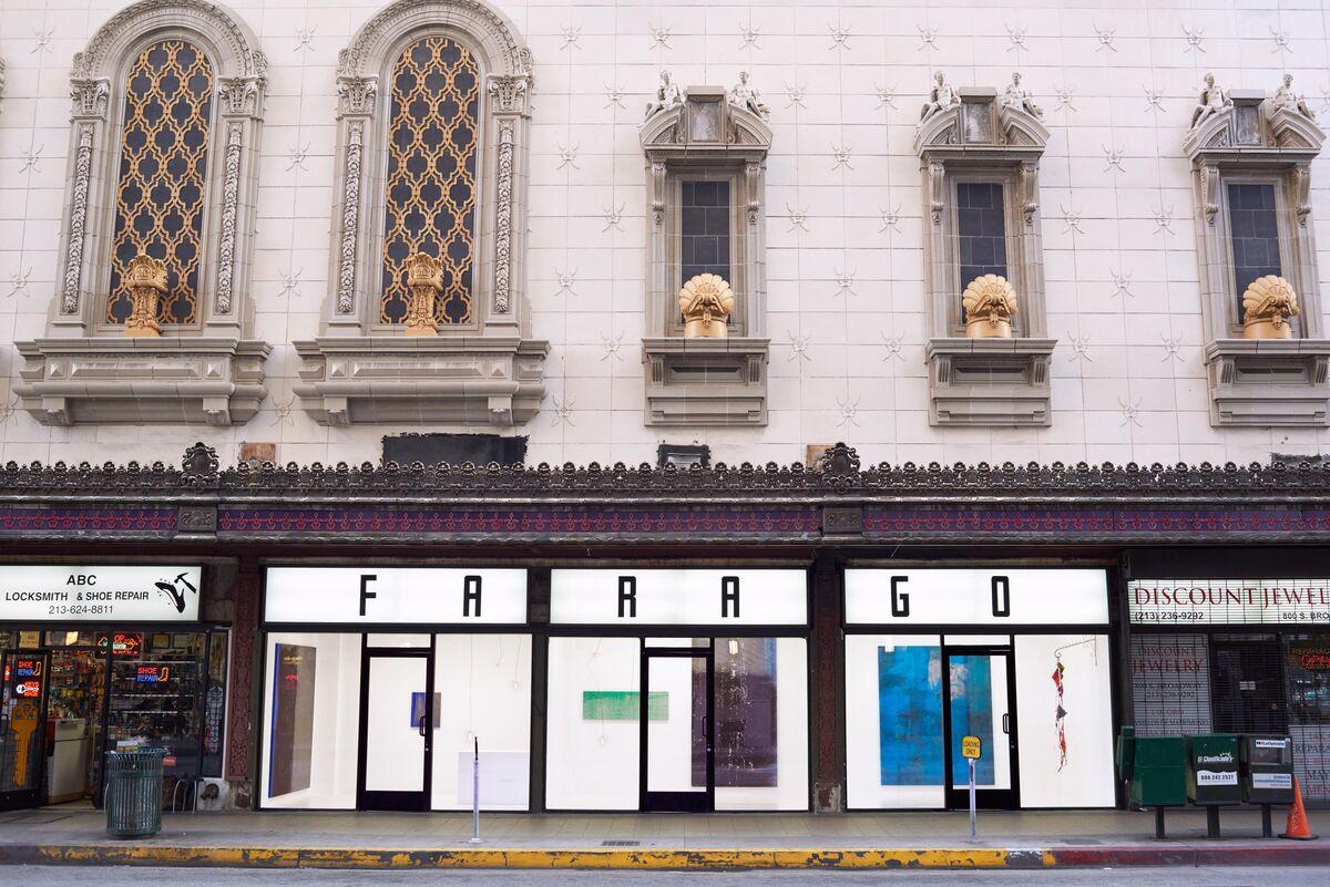 The exterior of FARAGO. Photo courtesy of FARAGO.