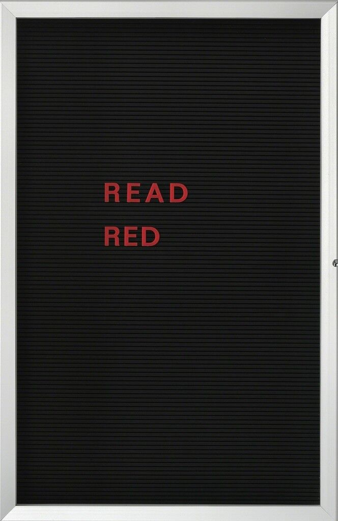 Untitled (Read red…)
