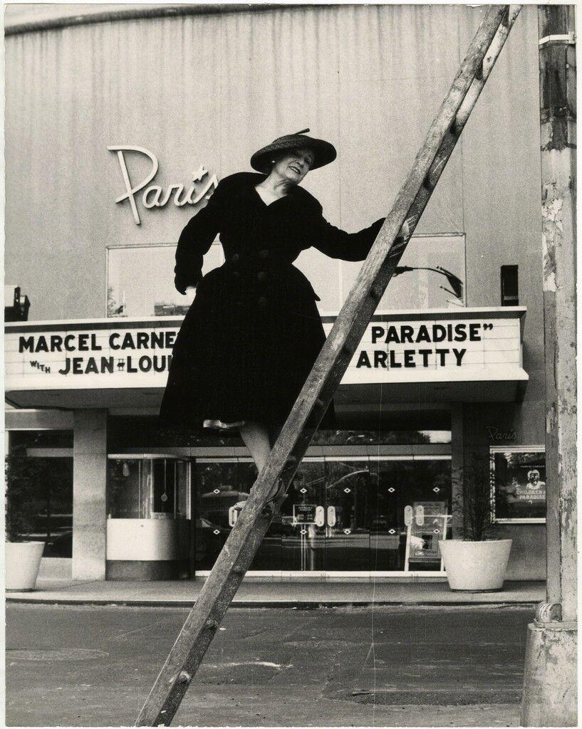 Paris Theater, New York City