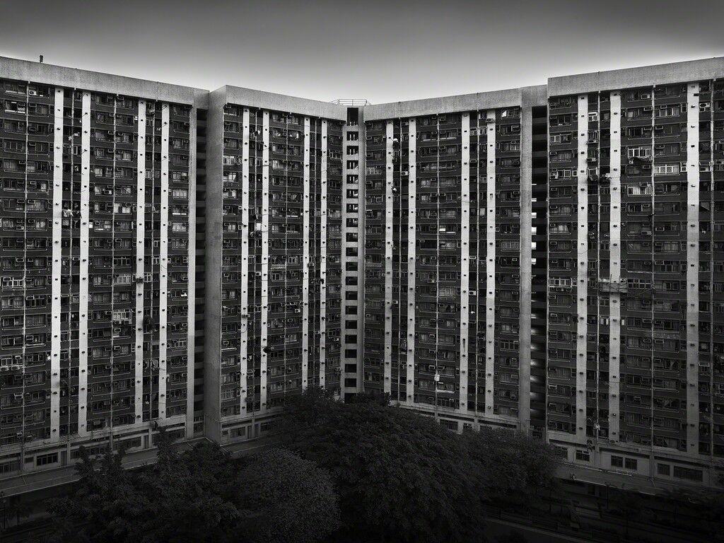 Yeung Long Housing Block, Hong Kong - 2012