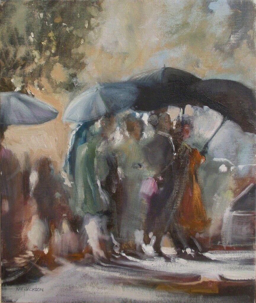 Umbrella Cascade