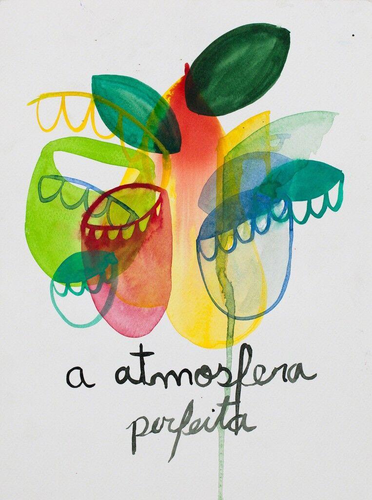 A Atmosfera Perfeita [The Perfect Atmosphere]
