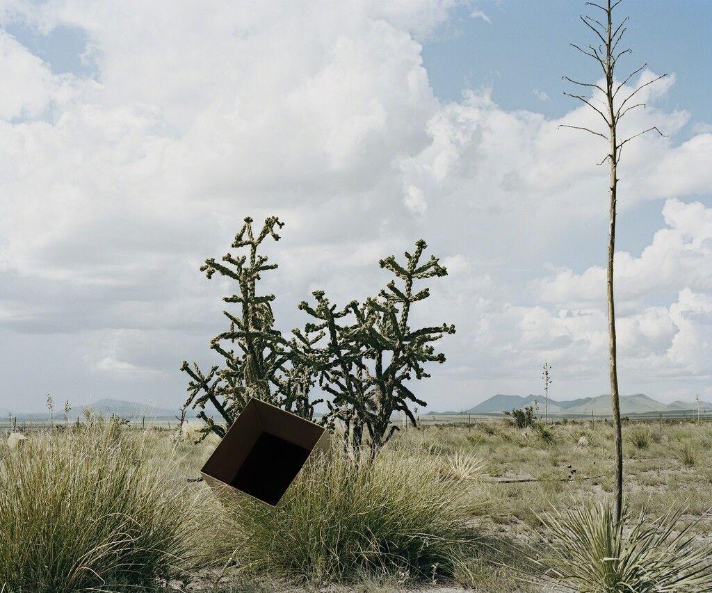 Single Cube Formation No.3, Marfa, TX
