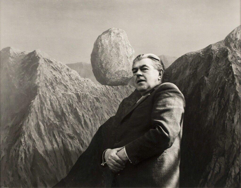 """René Magritte et """"La Clef de Verre"""""""