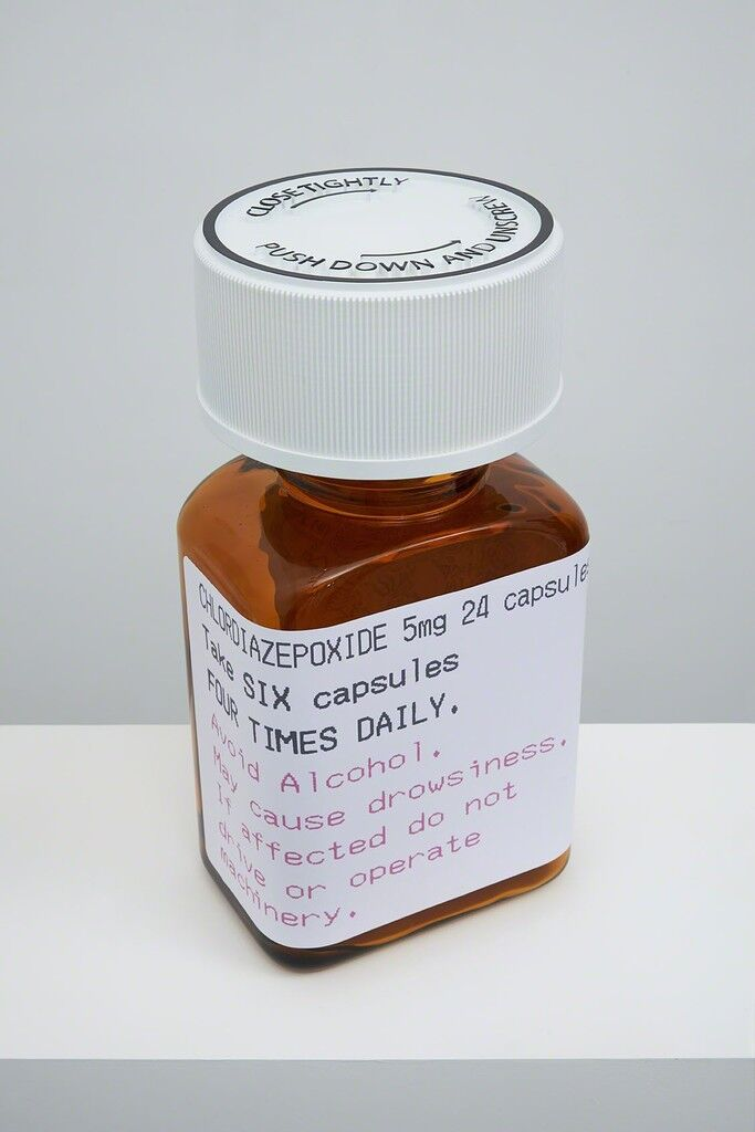 Chlordiazepoxide 5mg 24 capsules