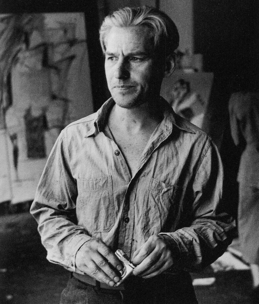 Willem de Kooning (with cigarettes)