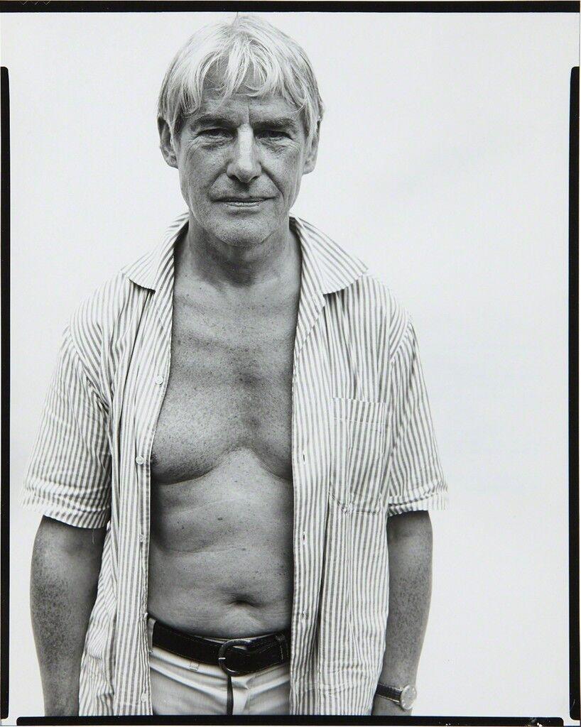 Willem de Kooning, painter, Springs, Long Island, August 18