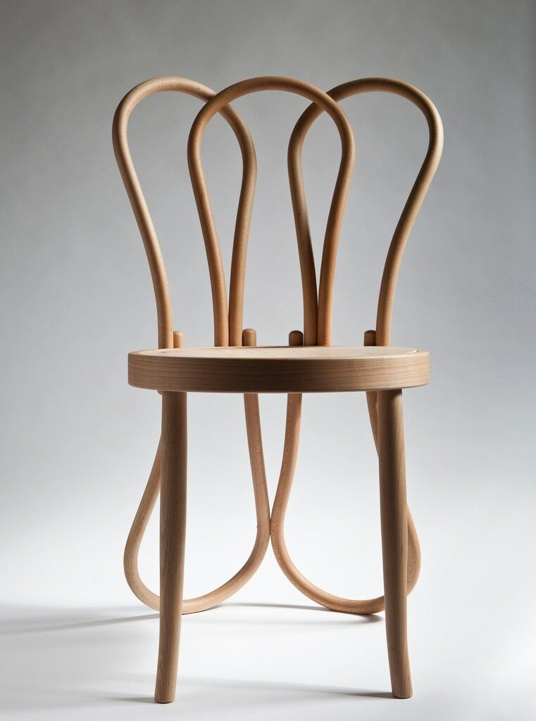 """Postmundus"" chair"