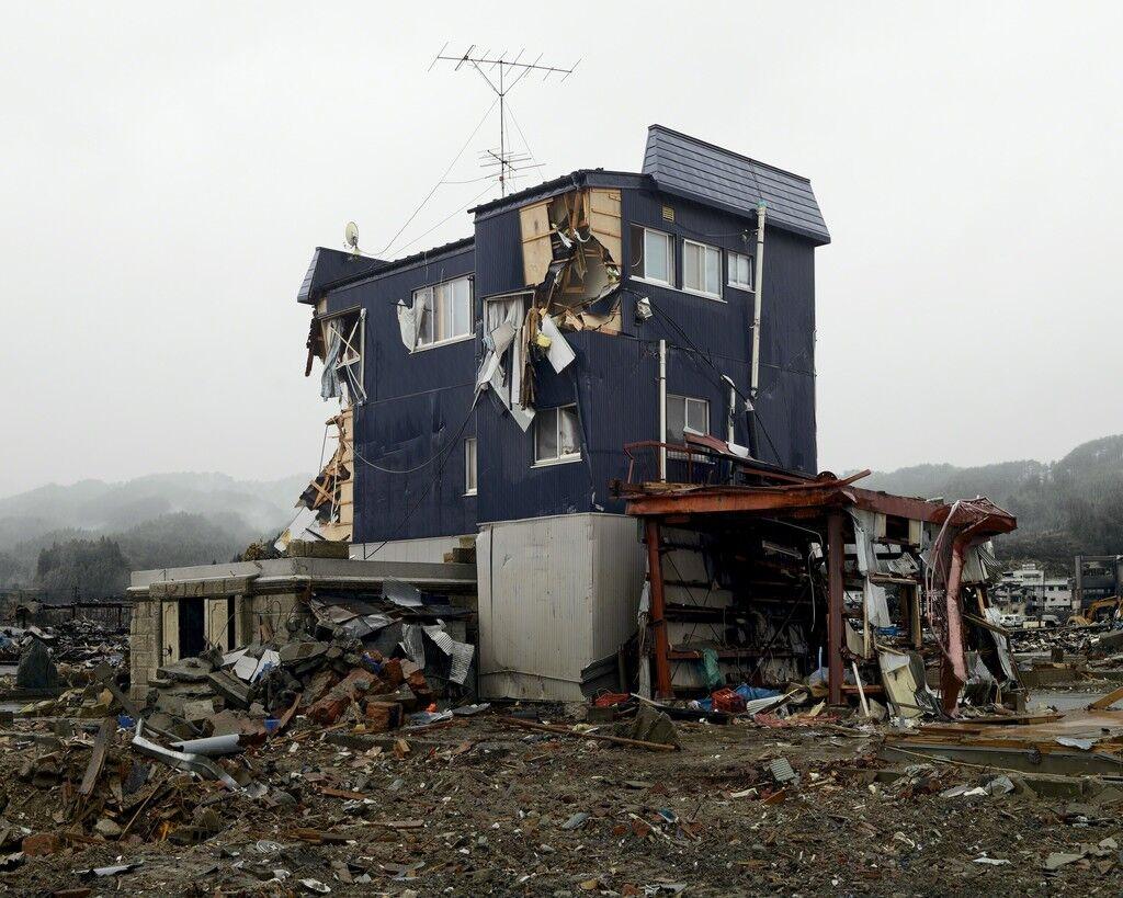 April 25, 2011, Yamada, Iwate Prefecture