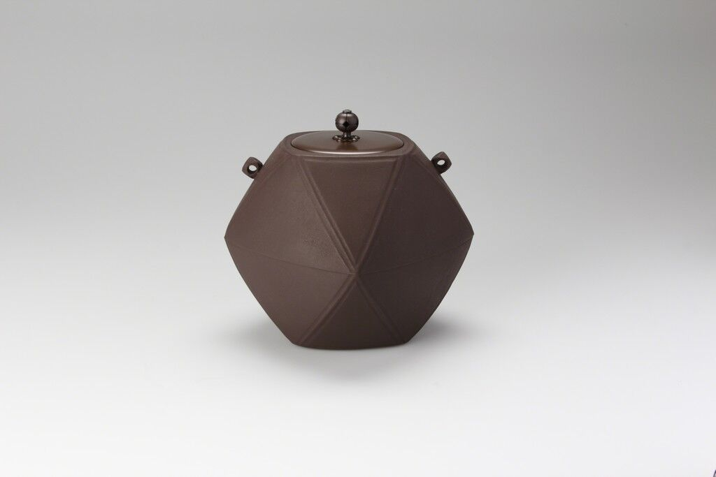 Faceted Tea Kettle