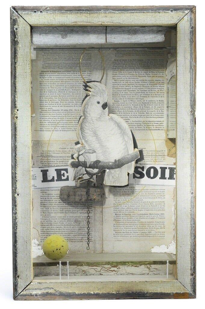 Untitled (Juan Gris series, Le Soir)
