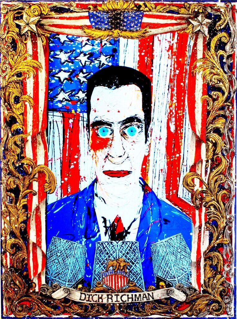 American Circus - Dick Richman Wall Street Tycoon