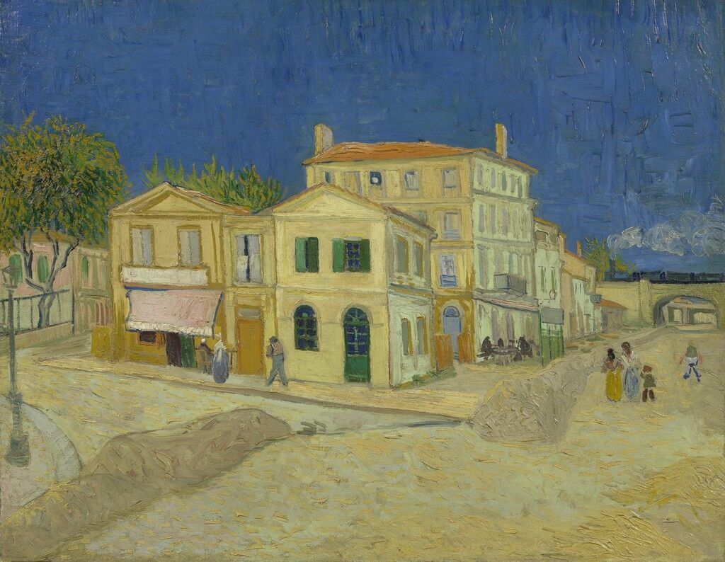 The Yellow House (The Street)