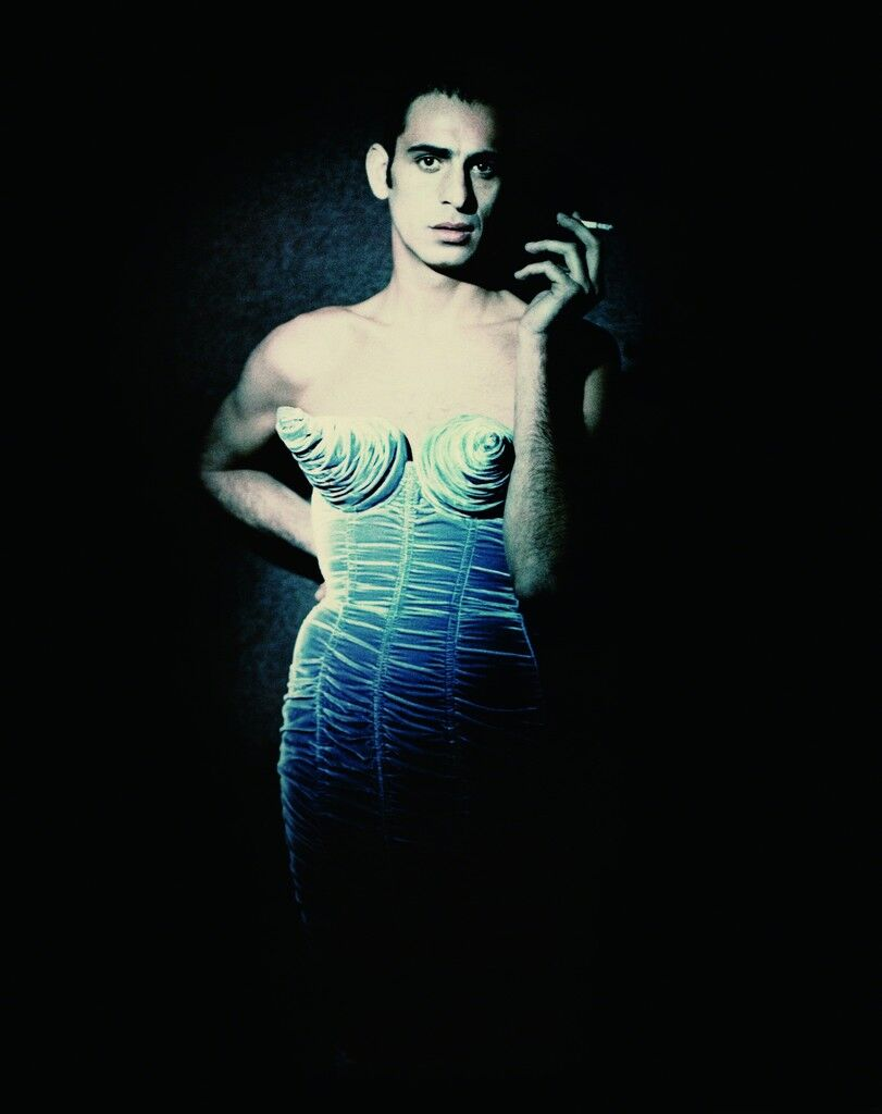 "Tanel Bedrossiantz (Jean Paul Gaultier's ""Barbès"" women's ready-to-wear fall-winter collection of 1984–85)"