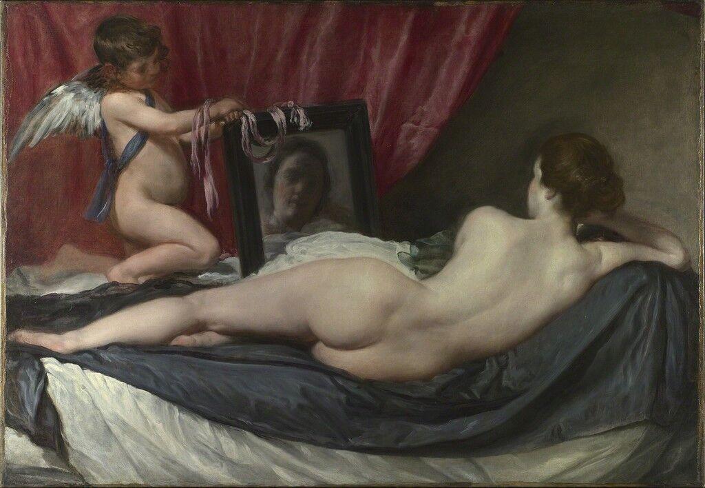 The Toilet of Venus ('The Rokeby Venus')