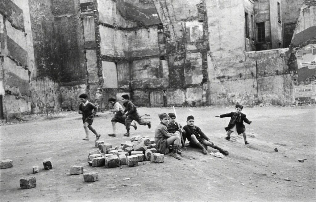 LE MARAIS, 1952