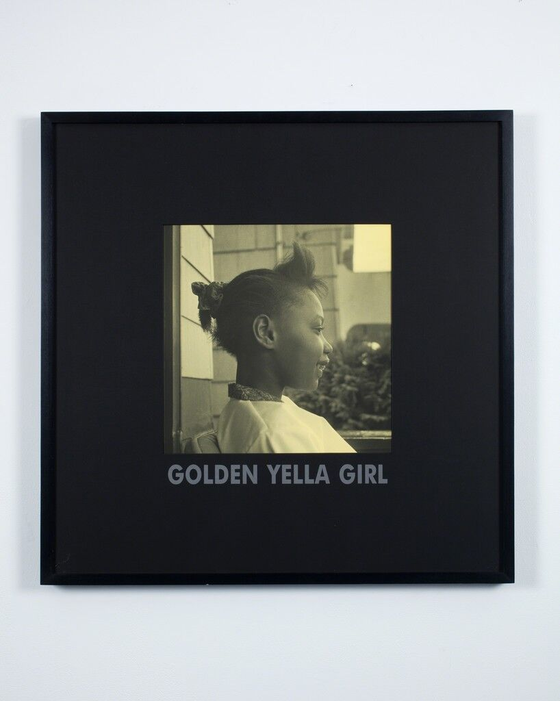Golden Yella Girl