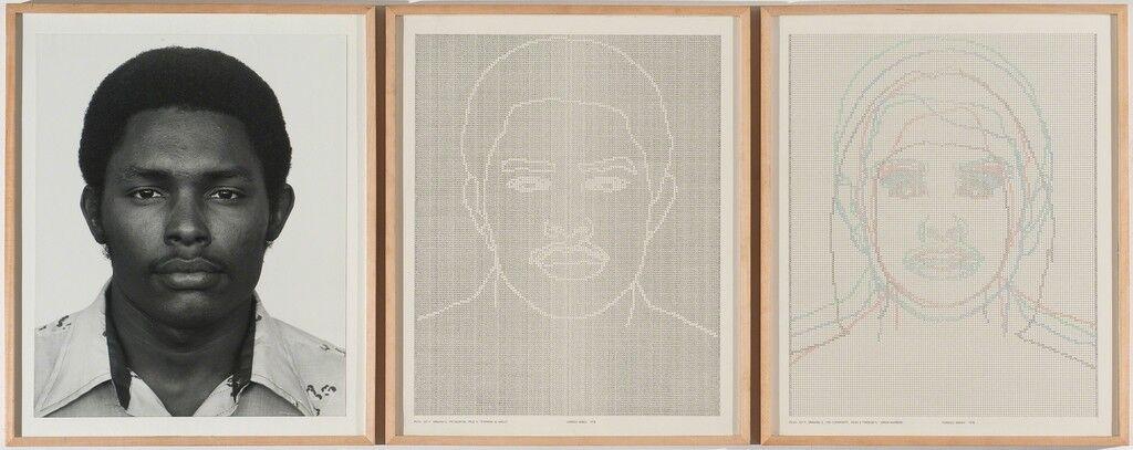 Faces, Set #4: Stephan W. Walls