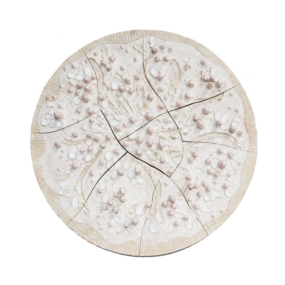 Medallion (White)