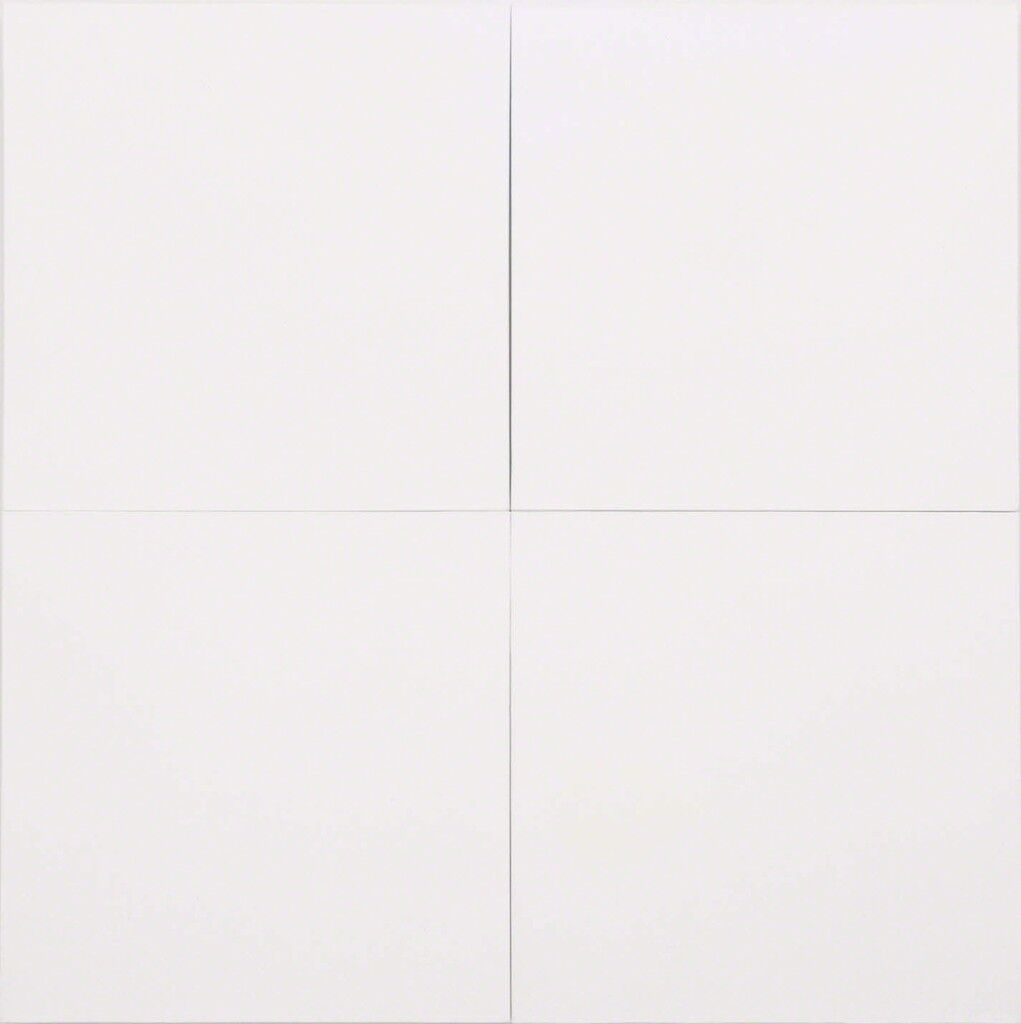 White Painting [four panel]
