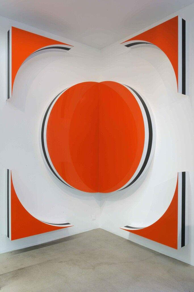 « Photo-souvenir » : Quand les carrés font des cercles et des triangles : Hauts-reliefs situés - H