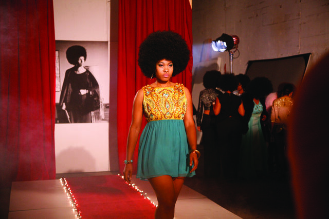 Afro-Chic