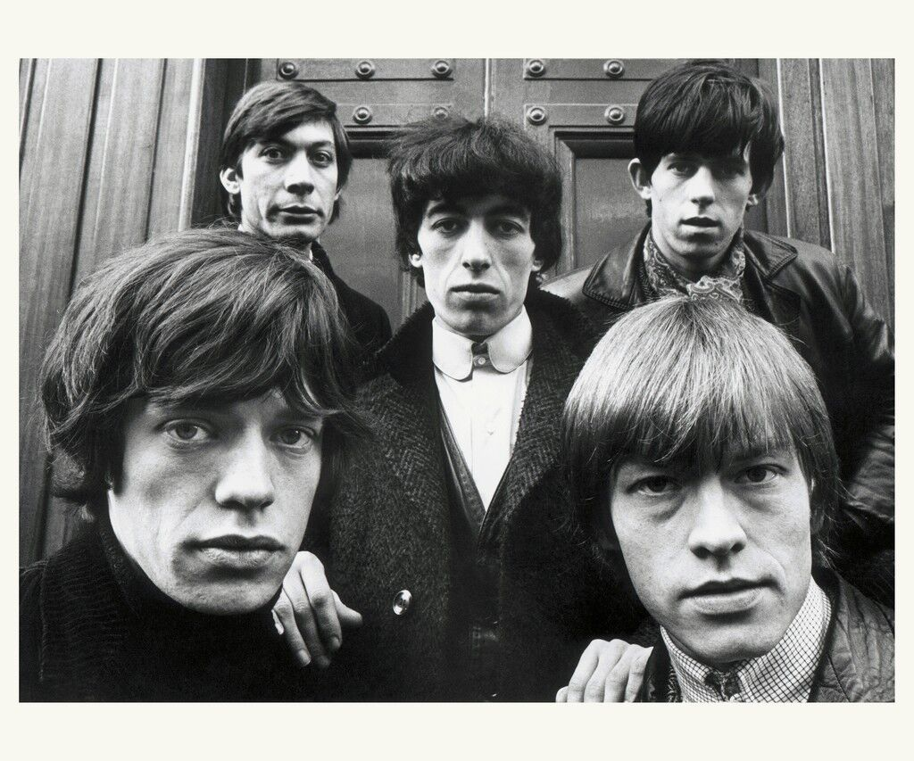 The Rolling Stones, Hanover Square, London