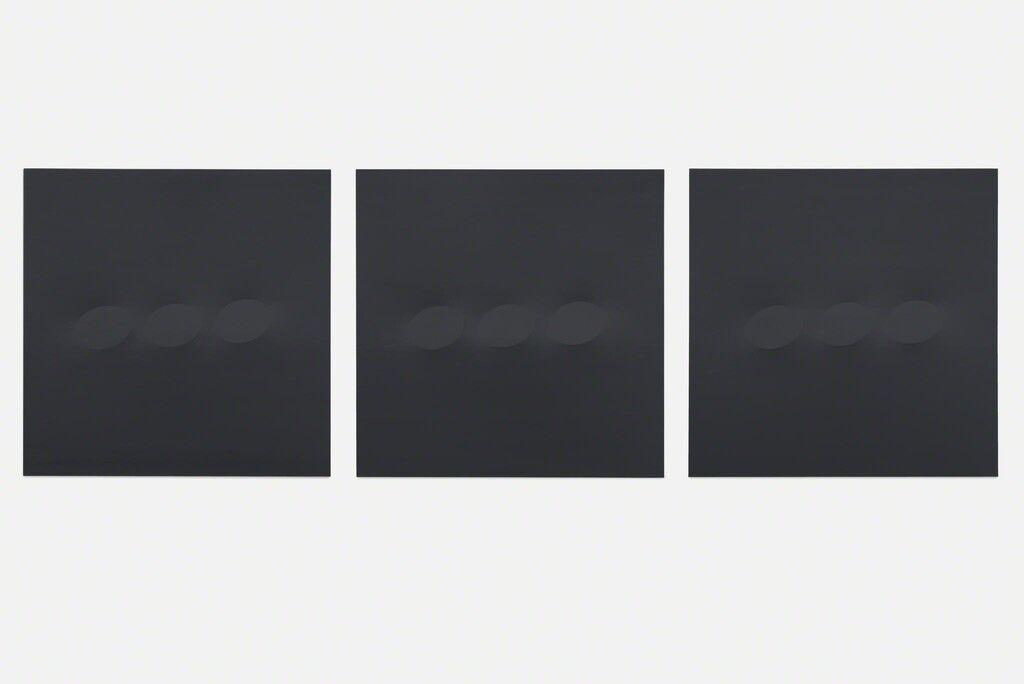 Trittico grigio