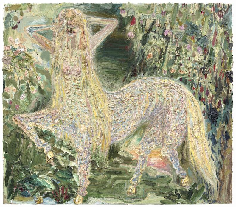 Centaurette in Forest