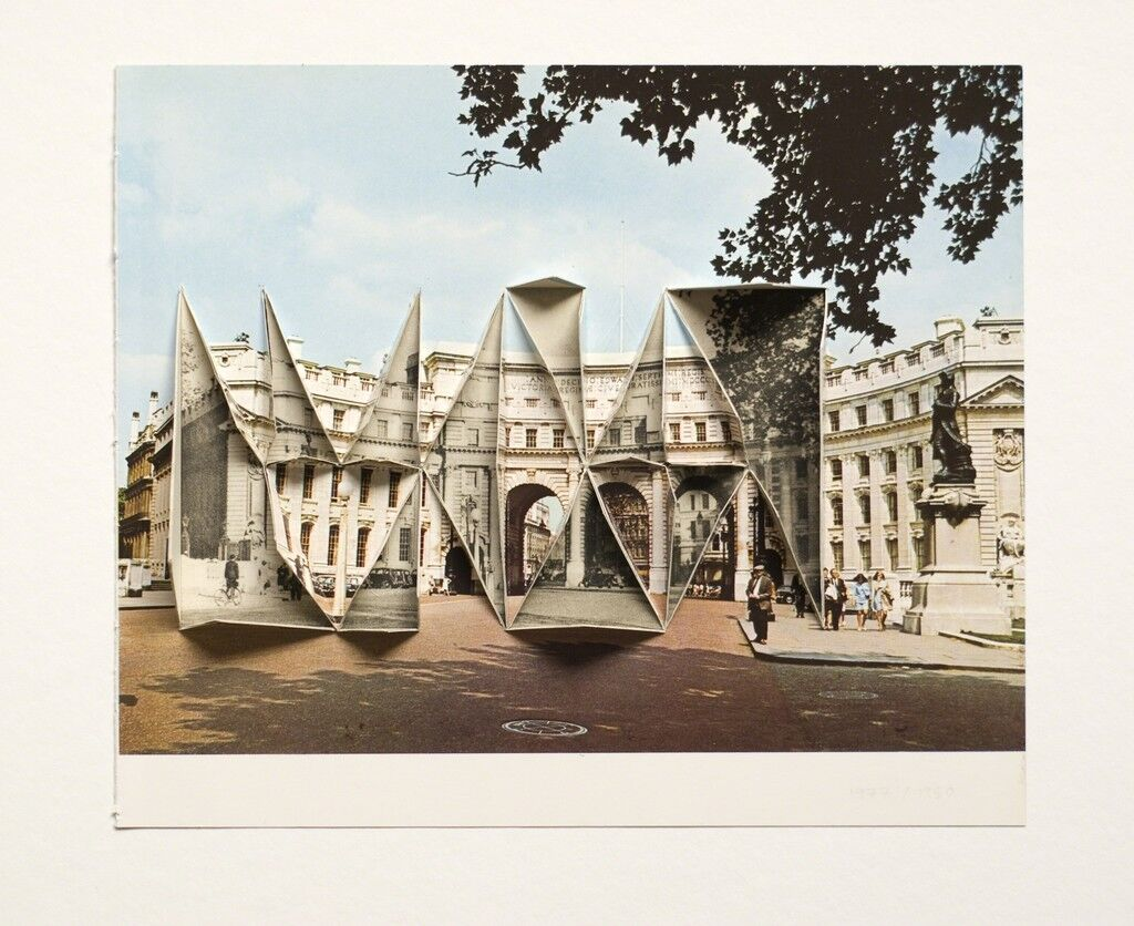 Admiralty Arch 1977 | 1950