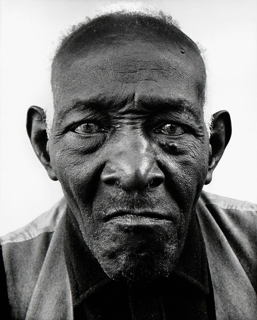 William Casby, born in slavery, Algiers, Louisiana