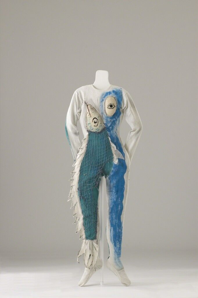 Costume for a Fish (Aleko Scene IV) (Costume pour un poisson [Aleko Scène IV])
